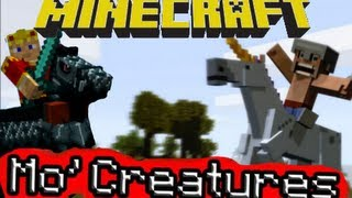MineCraft Mo Creatures Survival Guide part 3