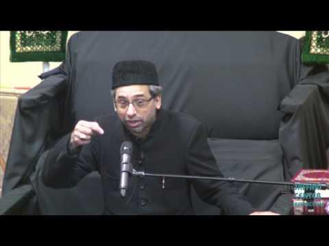 Shahdat Imam Jafar e Sadiq AS Majlis 1438 Dr  Salman Turabi