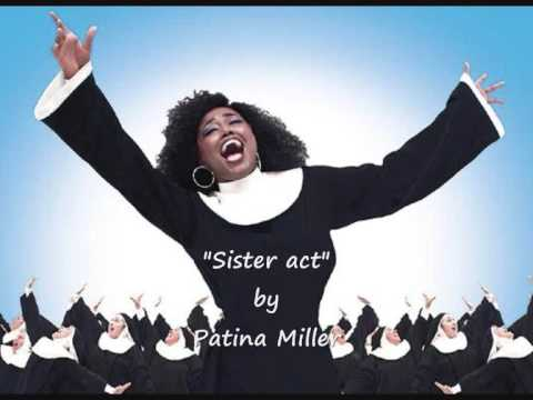 Patina Miller Sister Act Quot Sister Act Quot by Patina Miller