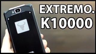 El movil de 10.000 mAh - LA REVIEW del Oukitel K10000