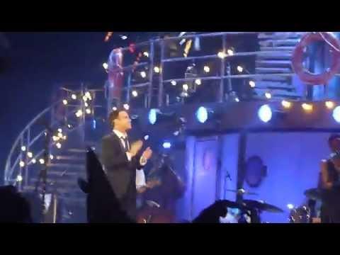 Robbie Williams - 26.4.14 -