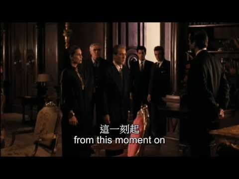 教父3:三代教父接班(call yourself Vincent Corleone)