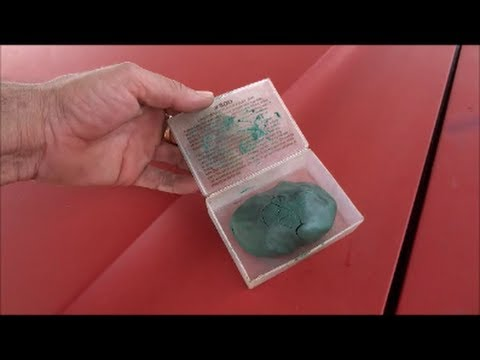 How To Clay Bar Your Car Clay Detail DIY Restore Paint ~ Auto Detailing Claying Step #4 Video
