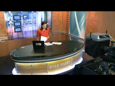 Nine Gold Coast News Opener 13-04-2011