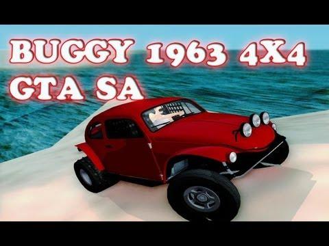 Volkswagen Buggy 1963