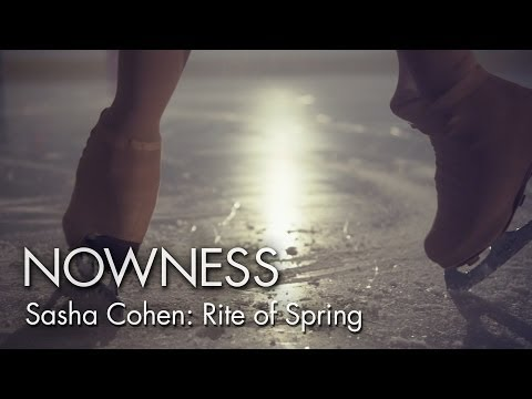 NOWNESS.com presents:  Sasha Cohen
