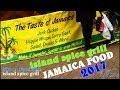 island spice grill ( GOOD JAMAICAN FOOD )