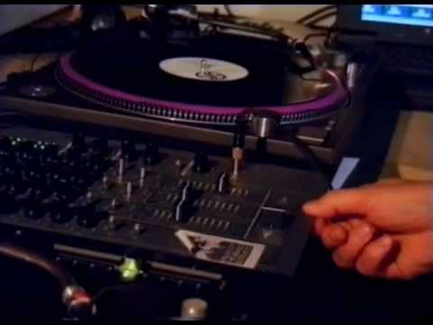 Coldcut - Solid Steel live on Kiss FM (Middle of 90s)