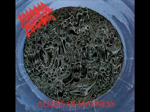 35. Morbid Angel - Altars of Madness