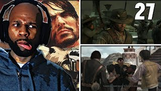 Red Dead Redemption Walkthrough - PART 27 - Mexican Caesar (Lets Play / Gameplay)