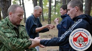 Kyokushin in  Belarusian forests
