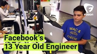 [in]genius: facebook's youngest engineer