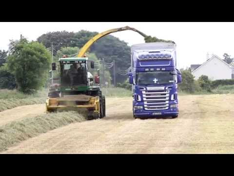 1 Field,4 Trucks, 5 tractor's.