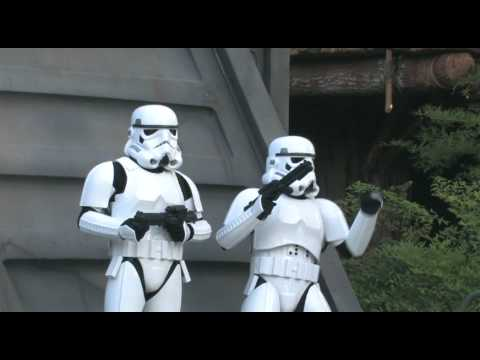 Dance Off with the Star Wars Stars 2010 (Part 2) - Free for all!