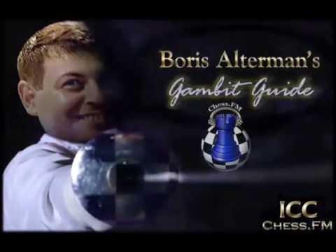 GM Alterman's Gambit Guide - Vitolinsh Gambits - Part 2 at Chessclub.com