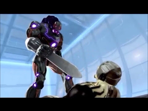Makino vs Toxzon | Max Steel