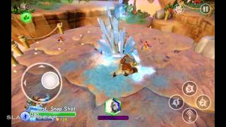 Skylanders Trap Team Hands-on with NVIDIA SHIELD Tablet