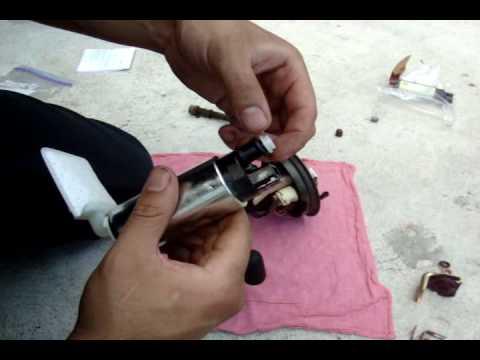 Walbro Fuel Pump Install on a 2g AWD DSM - Part 2