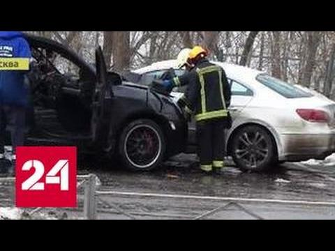 Задержан водитель Porsche, устроивший смертельное ДТП в Москве