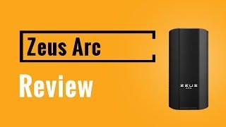 Zeus Arc Vaporizer Review - Vapesterdam