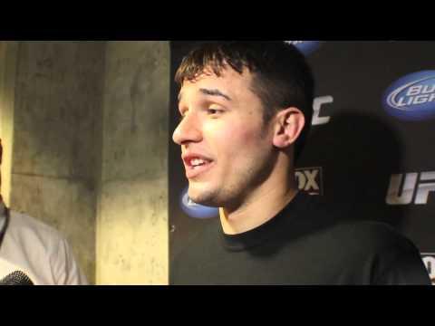 Myles Jury Blasting His Way into the UFC Spotlight UFC on Fox 7 video