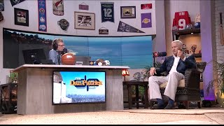 Jerry West In-Studio on The Dan Patrick Show (Full Interview) 5/20/15