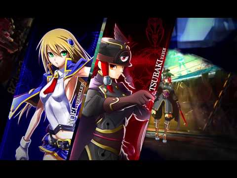 『blazblue chronophantasma』ver2.0オープニング映像 video