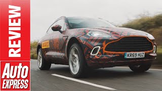 New 2020 Aston Martin DBX review - Aston's most important car ever?
