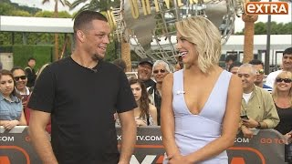 UFC Champ Nate Diaz's Message for Justin Bieber and His Reaction to Retirement Rumors