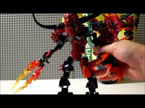 Lego Hero Factory 2013 Brain Attack Pyrox Review