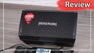 El amplificador más POTENTE! 2000W  Review y prueba de HeadRush FRFR 112    Guitarraviva