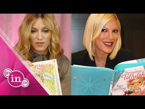 Promis & ihre Bücher: Diese Stars sind auch Autoren!