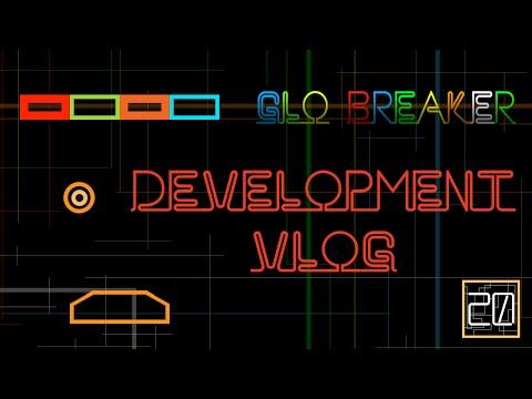 Glo Breaker Development Vlog 20 Using Cocos2d-x