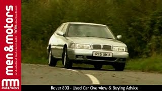 Rover 800 - Used Car Overview & Buying Advice