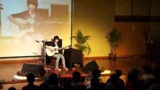 (Elizabeth Cotton) Freight_Train - Sungha Jung
