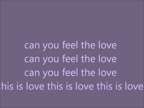 Will.i.am Feat Eva Simons-  This Is Love (lyrics) video