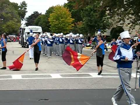 Cotter Junior High School Marching Band - Winona, Minnesota