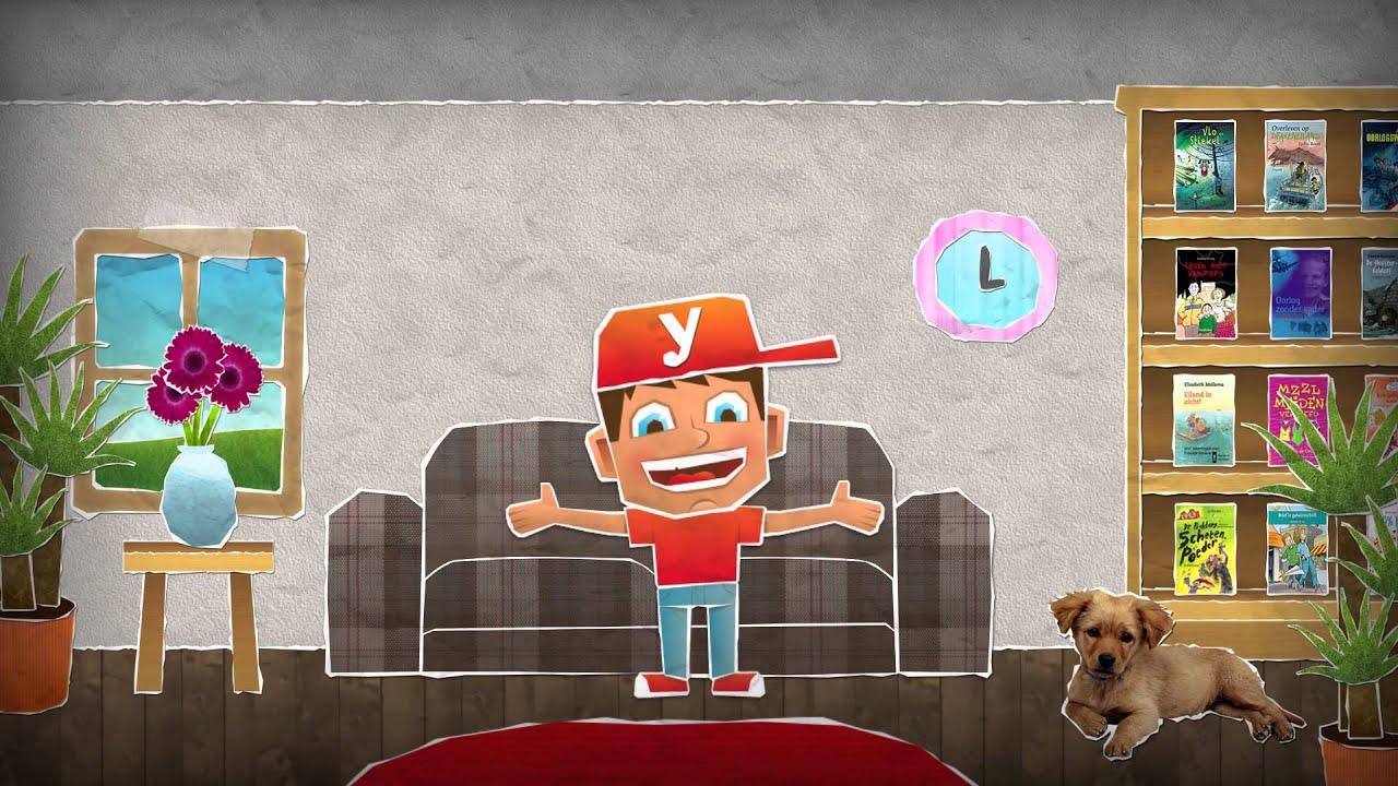 Yoleo - motiveert kinderen wél te lezen - YouTube