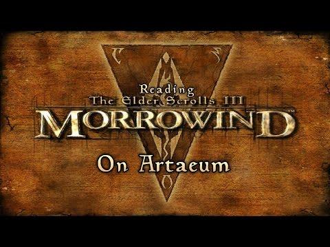On Artaeum [ Morrowind Ed. ]