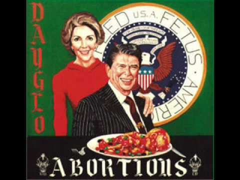 Dayglo Abortions - Ronald Mcraygun