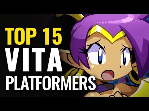 Top 15 Best PlayStation Vita Platformers Of All Time