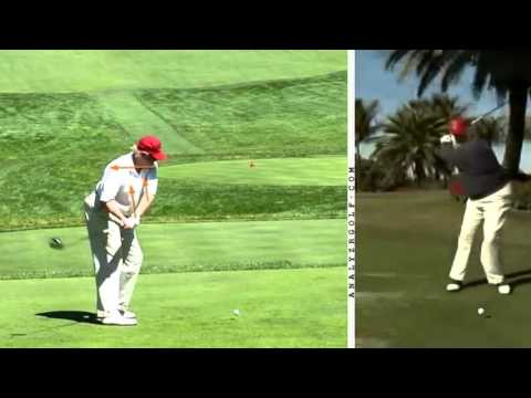 Donald Trump Golf Swing Analysis - Abridged Version