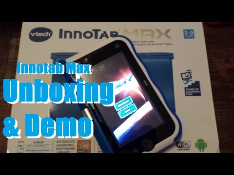 InnoTab Max: Finally a Good Review and Unboxing