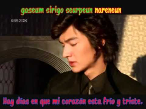 (BBF OST) Im Stupid   SS501 [Sub Esp].mp4