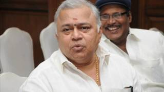 Radha Ravi joins in DMK