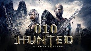 Hunted #010 - Riesenspinnääääääääää [LPT] [720p] [deutsch]