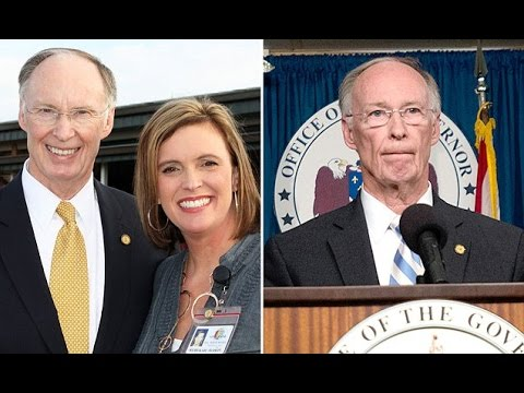 Alabama Governor Recorded Having Sex with Staffer