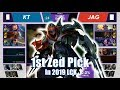 1st Zed Pick In 2019 LCK - JAG VS KT Game 2 Highlights - 2019 LCK Spring W9D3