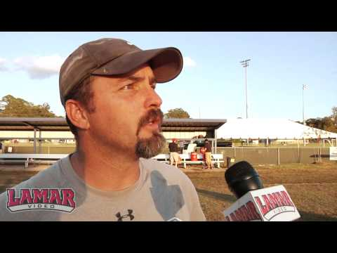 Lamar Women's Soccer: SLC Championship Post- Topper Cogan/Bailey Fontenot