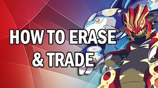 Pokemon Omega Ruby & Alpha Sapphire Tutorial - How to Erase Delete Save File + Trade
